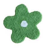 Covoraș de baie verde steluță Alegra