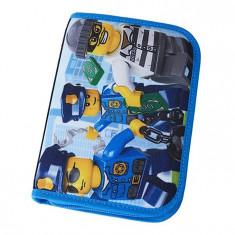 Penar echipat 1 fermoar + extensie Lego Core Line City Police Chopper 20085-1835
