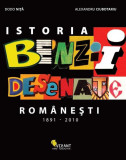 Istoria benzii desenate româneşti