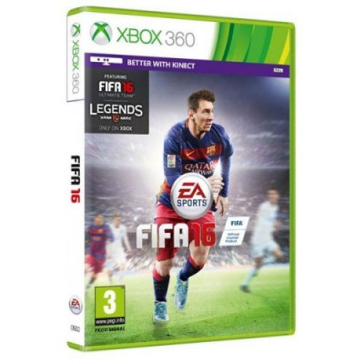 FIFA 16 XB360 foto