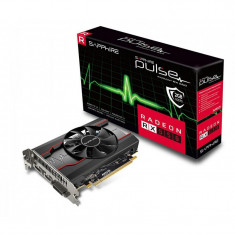 Placa video sapphire 11268-03-20g radeon rx 550 2gb gddr5 pulse hdmi dvi-d dp in