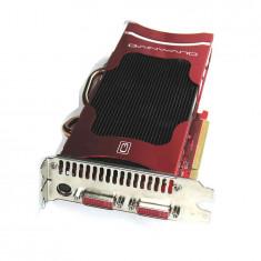 Placa video second hand Gainward Bliss 8800GT 512MB 256bit, PCI Express, nVidia