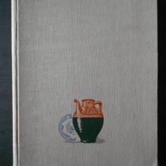 BARBU SLATINEANU, P. H. STAHL, P. PETRESCU - ARTA POPULARA IN ROMANIA. CERAMICA