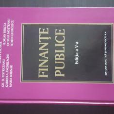 FINANTE PUBLICE, EDITIA a V-a, 2006 - IULIAN VACAREL