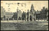 Carte Postala Veche Circulata 1916 BUKOWINA Bucovina CZERNOWITZ Cernauti