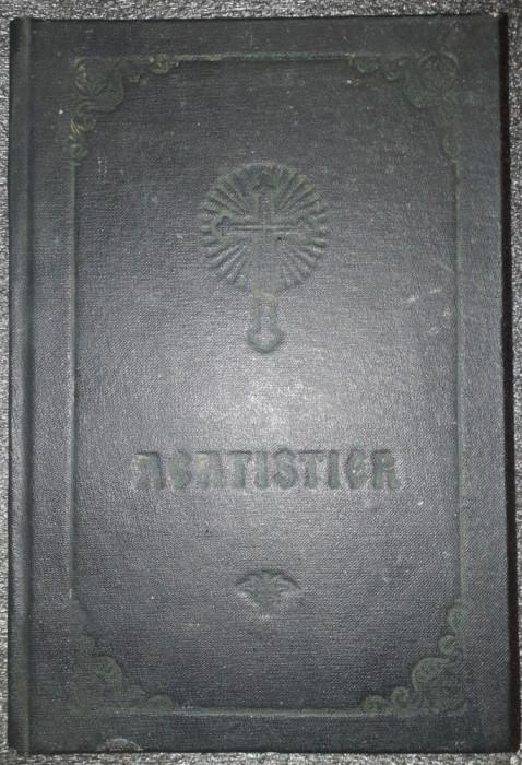 Acatistier (editia I - 1971, Iustinian)