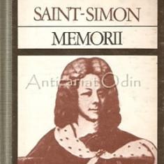 Memorii - Saint-Simon