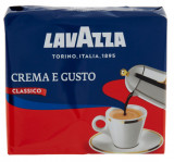 Cumpara ieftin Cafea italiana Lavazza Crema e Gusto Classico 2 x 250g
