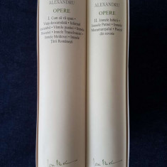 Ioan Alexandru – Opere I, II (Academia Romana, ed de lux, 2 vol.)