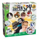 Set pentru copii Super Spy 8 in 1, varsta 3 ani +