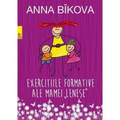 """Exercitiile formative ale mamei """"Lenese"""" - Anna Bikova"""