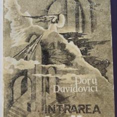 (C456) DORU DAVIDOVICI - INTRAREA ACTORILOR