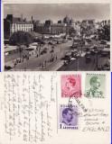 Bucuresti -Piata Bratianu - animata,  rara, Circulata, Printata