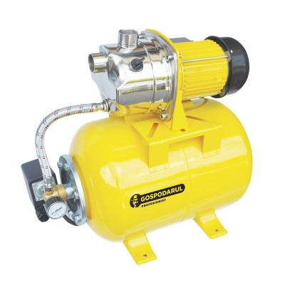 Pompa de suprafata Gospodarul Profesionist, 800 W, 2860 rpm, 80 l/min, adancime 8 m, motor 2 poli foto