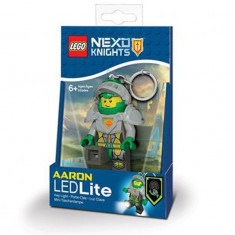 Breloc cu lanterna LEGO Nexo Knights AaLEGO (LGL-KE98)
