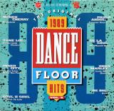 VINIL  Selectii    Various – The Original Dancefloor Hits 1989 - Vol.2  - VG -