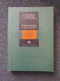 TEHNOLOGIA FORJARII - Popescu, Dragan, Alexandru