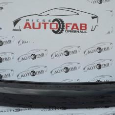 Bară spate Volkswagen Caddy 4 model scurt an 2016-2018 cu găuri pentru Parktronic și camere