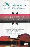 Caseta Mantovani And His Orchestra – Christmas Melodies, originala