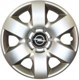 Set 4 Capace Roti Kerime R14, Potrivite Jantelor de 14 inch, Pentru Opel, Model 215