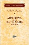Moldova dintre Prut si Nistru. 1918-1928 | Petre V. Cazacu