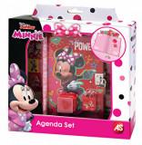 Set Agenda - Minnie, AS