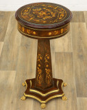 Masa din lemn masiv furniruit cu lemn de trandafir Table-CAT2100, Mese si seturi de masa
