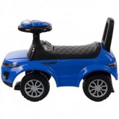 Masinuta fara pedale Speedy Land Rover - Albastru
