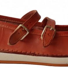 Pantofi dama casual cu barete Kickers 609160-50-131 light pink