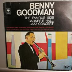 Benny Goodman – The Famous Carnegie Hall – 2LP Set (1969/CBS/RFG) - Vinil/Vinyl/