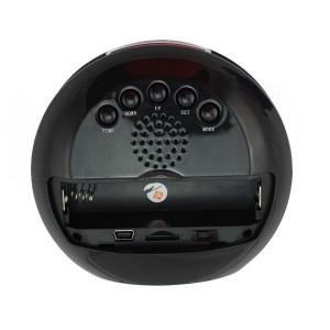 Ceas cu Camera Spion iUni Spy V8, Wireless, Senzor de miscare, Inregistrare audio-video