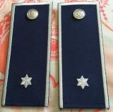 Epoleti Grade Politie - Subinspector