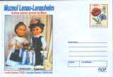 Intreg pos plic nec 2003 - Costume populare germane din Banat - Muzeul Lenau