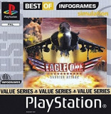 Joc PS1 Eagle One - Harrier Attack - Best of Infogrames