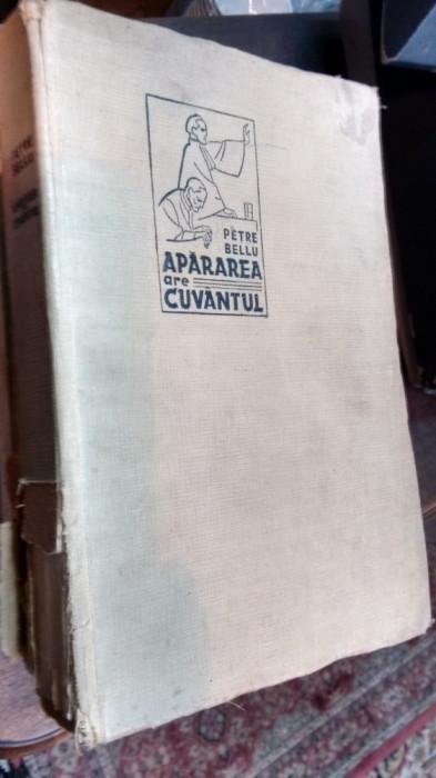 Petre Bellu - Apararea are cuvantul