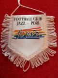 Fanion fotbal - FC JAZZ PORI (Finlanda)