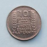 FRANTA  -  10 Francs 1949