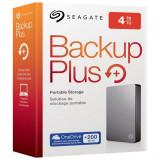 Hdd extern seagate 4tb backup plus 2.5 usb3.0 argintiu