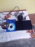 PlayStation 2 Slim,2 Jocuri + accesorii