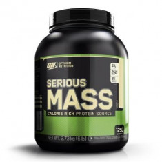 SERIOUS MASS ON 2,7Kg