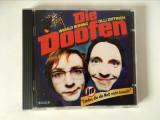 * CD muzica pop comedy Die Doofen – Lieder, Die Die Welt Nicht Braucht