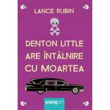 Cumpara ieftin Carte Editura Arthur, Denton Little are intalnire cu moartea, Lance Rubin, ART