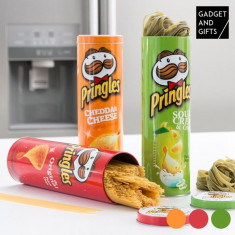 Cutie din Metal Pringles