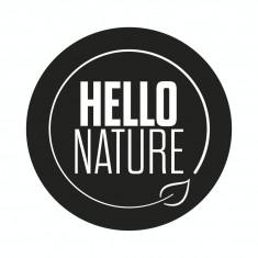 Lapte de corp natural cu ulei Bio din fructul marula pentru netezire si luciu a pielii Hello Nature 250 ml
