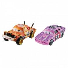 Set doua masinute Disney Cars 3, Tailgate si Pushover, FLH65