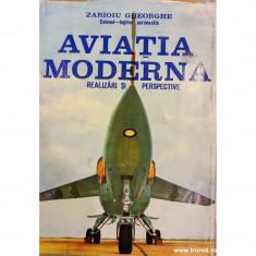 Aviatia moderna. Realizari si perspective