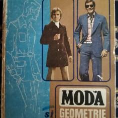 Moda și geometrie 1978 Petrache Dragu