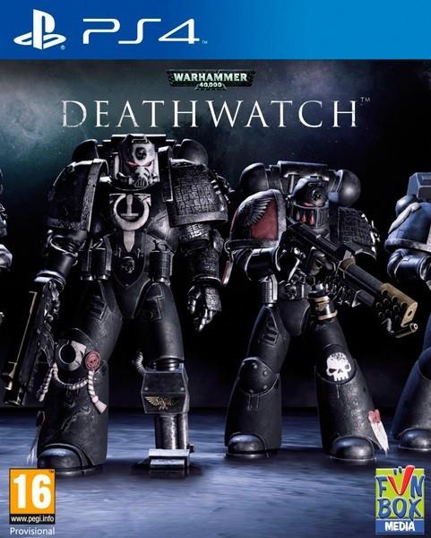 Warhammer 40,000: Deathwatch PS4