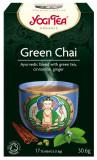 Ceai Bio VERDE, 30.6g Yogi Tea