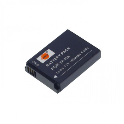 Acumulator DSTE BP-85A 1500mAh replace Samsung WB210 PL210 SH100 foto